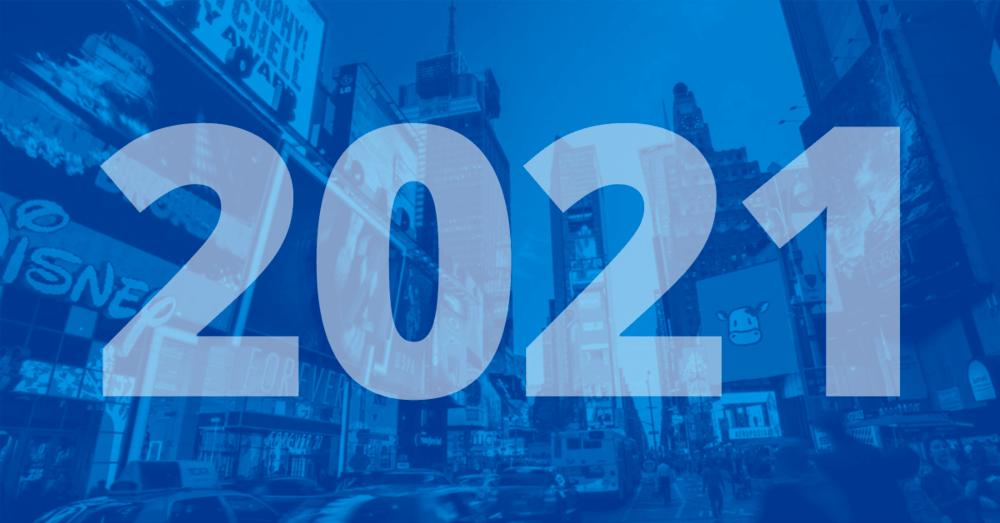 Um panorama sobre os veículos de mídia DOOH em 2021