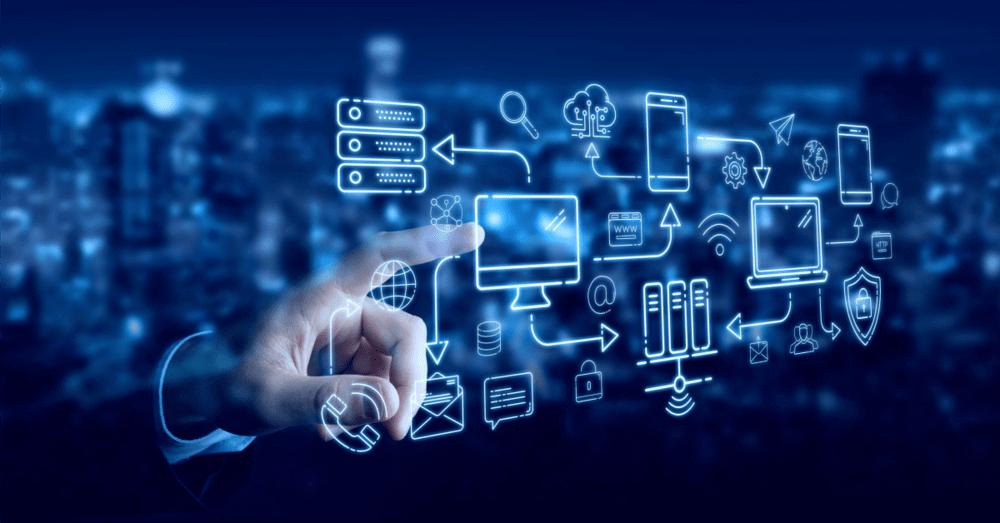 A transformação digital veio rápido - o perigo de ficar de fora também