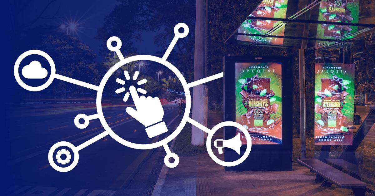 Digital Signage e os benefícios da conexão nativa à Mídia Programática