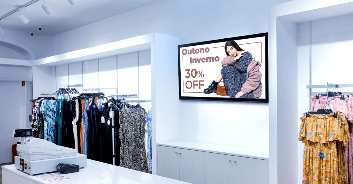 Comunicação digital em pontos de venda: como modernizar sua loja