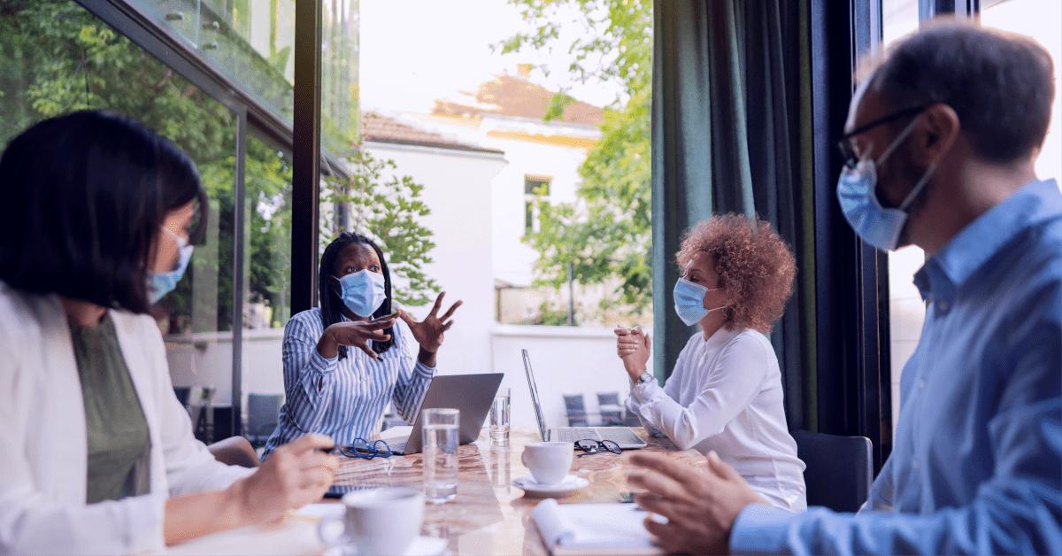 Retomada das atividades presenciais: como receber os colaboradores
